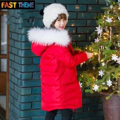 Find More Down & Parkas Information about Ou fan children 2016 winter new children's wear large children's long hair in children's down jacket to keep warm M58SE29,High Quality hair fiber,China wear white mini skirt Suppliers, Cheap wear hair accessories from FT Children Clothes Store on Aliexpress.com White Mini Skirts, Girls Winter Coats, 2016 Winter, Down Parka, Children Clothes, Keep Warm, Kids Wear, Canada Goose Jackets, Kids Outfits