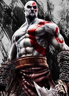 #Kratos #GodOfWar #MK9