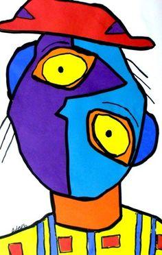 Picasso Portraits
