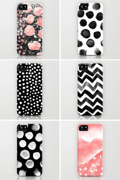 a few of my iPhone case designs ;)