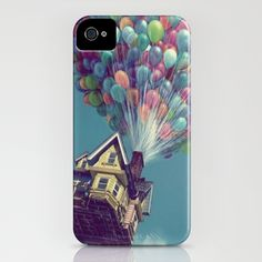 Up iPhone Case. So Awesome!! My dad would love this.