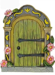 Idee Diy, House Doors, Miniature Houses, Miniatures, Fairy, Frame, Pattern, Home Decor, Amazon