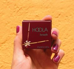 hoola matte bronzer | Benefit Cosmetics xx