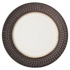 Threshold™ Abbey Ceramic Dinner Plate Set of 4 - Brown