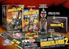 Edición coleccionista Borderlands 2