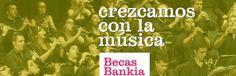 Bankia destina 400.000 euros en Becas para alumnos de escuelas de música de las FSMCV