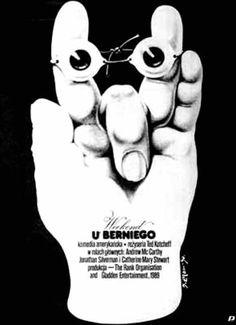 Colección de 50 carteles de cine polacos. | portafolio blog