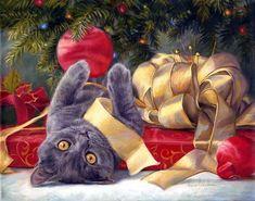 Кошки Lucie Bilodeau