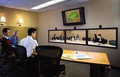 Want real-time Telepresence at reduced costs? Go with our advanced video communication services - http://www.unifiedip.com/video-communication/