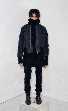 Unravel Fall 2017 Menswear