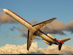 Meridiana McDonnell Douglas MD-82 (DC-9-82)