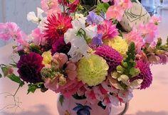 Summer sunshine in a vase.