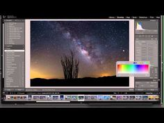 BOOSTING THE MILKYWAY: LIGHTROOM TUTORIAL