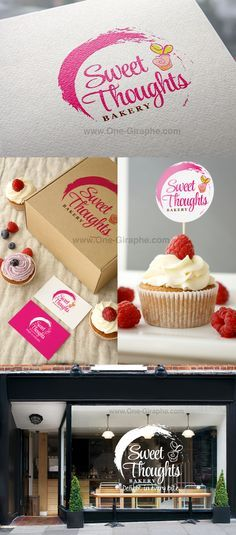 sweet thoughts bakery. Más