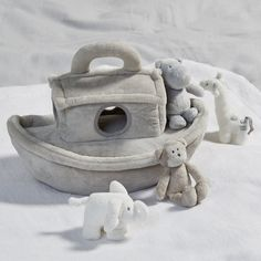 Noahs Ark Play Set | The White Company