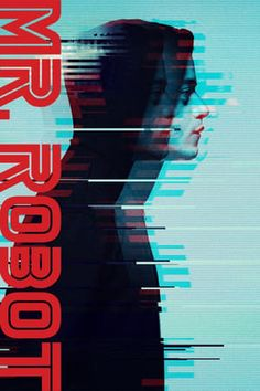 'Mr Robot' Photographic Print by gmarreta Mr Robot Poster, Series Online Free, Tv Shows Online, Tv Series To Watch, Watch Tv Shows, Streaming Tv Shows, Streaming Movies, Mr Robot Season 3, Robot Tv Show