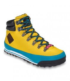 The North Face Men's Back-to-Berkeley Boot – Mid-Cut Winter Boot <3 WANT!