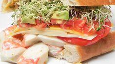 Super Crab Sandwich Recipe