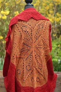Jacket worked in a circle with lace pattern- DROPS design by kirsten_g  #knit #free_pattern