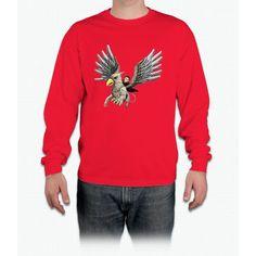 Hippogriff Flight Harry Potter Long Sleeve T-Shirt