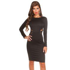 High Neck Dress, Dresses For Work, Fashion, Moda, Fashion Styles, Fashion Illustrations, Fashion Models, High Neckline Dress