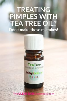 how to get rid of acne with tea tree oil