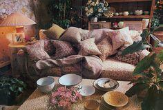 Soft Furnishings Ideas & Fabrics by Designers Guild. Pan Books 1980