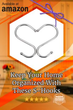 """Make It Feel Like Home Using These Hooks. Save Today! Receive $5 Off Amazon Using Coupon Code """"PNTSV522"""""""
