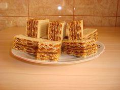 Reteta Napolitane cu crema caramel din categoria Dulciuri diverse