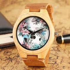Do you love skulls watch? Of course you do, we all do.