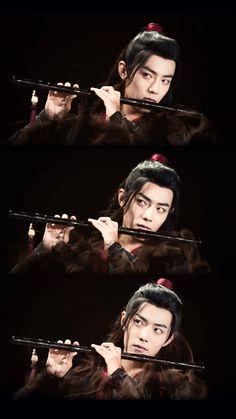 Yiling Laozu Best Dramas, A Whole New World, Poses, Art World, Illustration Art, It Cast, Actors, Film, Chinese Candy