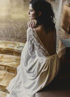 Laure de Sagazan, Victoire Vermeulen, Maison Floret..Les enseignes et les créatrices de robes de mariée ont dévoilé leurs collections pour les futures mariées qui diront oui en 2018.