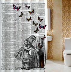 "New Alice in Wonderlan Disney Waterproof High Quality Shower Curtain 60"" x 72"" #Unbranded #Modern   #Trending #2017 #New #Hot #Best #Custom #Design #Home #Decor #Bestseller #Movie #Sport #Music #Band #Disney #Katespade #Lilypulitzer #Coach #Adidas # Beauty #Harry #Bestselling #Kid #Art #Color #Brand #Branded"