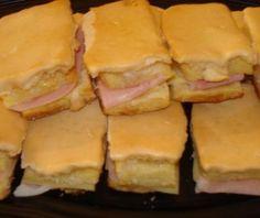 receta-de-jesuitas Bread Machine Recipes, Empanadas, Cakes And More, Flan, Spanakopita, Hot Dog Buns, My Recipes, Food Inspiration, Tapas