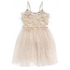Tutu Du Monde Storm Chaser Chai Tutu Dress With Feather Bodice