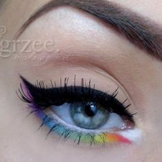 Make up ideas for Electric Zoo