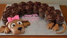 Het vereist altijd wel wat planning wanneer jouw zoon of dochter een verjaardagsfeestje wilt geven aan zijn/haar vriendjes en vriendinnetjes. Gelukkig zit het internet boordevol met de leukste ideetjes en zijn wij dagelijks op zoek. In plaats van een taart kan je ervoor kiezen met meerdere cupcakes ook een soort van taart te maken. BekijkRead More