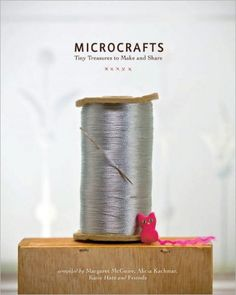 a book of tiny crafts