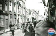 Tweede Wereldoorlog Brielle (jaartal: 1940 tot 1945) - Foto's SERC