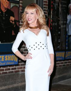 Kathy Griffin has quit The Fashion Police, citing the direction of the show as the reason for her departure.
