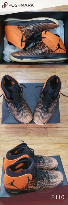 3e3b93d4bc340b AIR JORDAN 31 SHATTERED BACKBOARD Good condition Nike Shoes Athletic Shoes