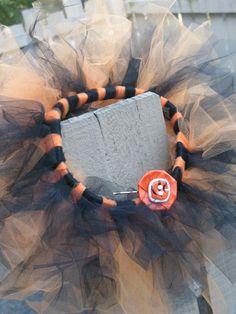 Cincinnati Bengals Orange/Black Tutu on Etsy.