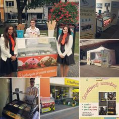 Zmrzlinový catering www.zmrzlina-jadran.sk 0902 488 935 Catering, Baseball Cards, Party, Catering Business, Gastronomia, Parties