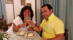 #Estate 2014 - I nostri #clienti    Ricordando una serata speciale :)      con @Angela La Pietra e @Clemente Martone    #ischiaponte
