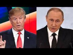 Vladímir Putin y Donald Trump se reunirían a principios de julio