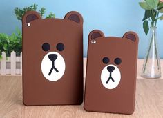 12.33$  Buy here - http://alilmp.shopchina.info/go.php?t=32795538042 - For ipad 2 3 4 5 6 soft case Cute animal cartoon 3D bear Silicon Skin Shell For APPLE iPad air 1 2 Cover coque funda  #bestbuy