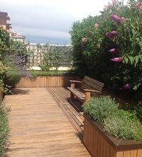 Progettazione giardini e terrazzi, impianti irrigazione, potature in ...