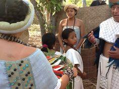 En el Mercado Maya - Travesía Sagrada Maya 2013 Journey, Cozumel, Pilgrimage, Canoe, Worship, Maya, The Journey, Maya Civilization