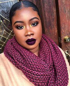 Made Up: easy make-up tutorials & DIY beauty products Dark Skin Makeup, Eye Makeup, Hair Makeup, Makeup Desk, Makeup Emoji, Makeup Eyebrows, Natural Makeup, Makeup Brushes, Natural Beauty
