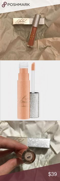 Mac Cosmetics Mariah Carey Lipglass Lipgloss New Mac Cosmetics Mariah Carey Lipglass in It's Like Honey. MAC Cosmetics Makeup